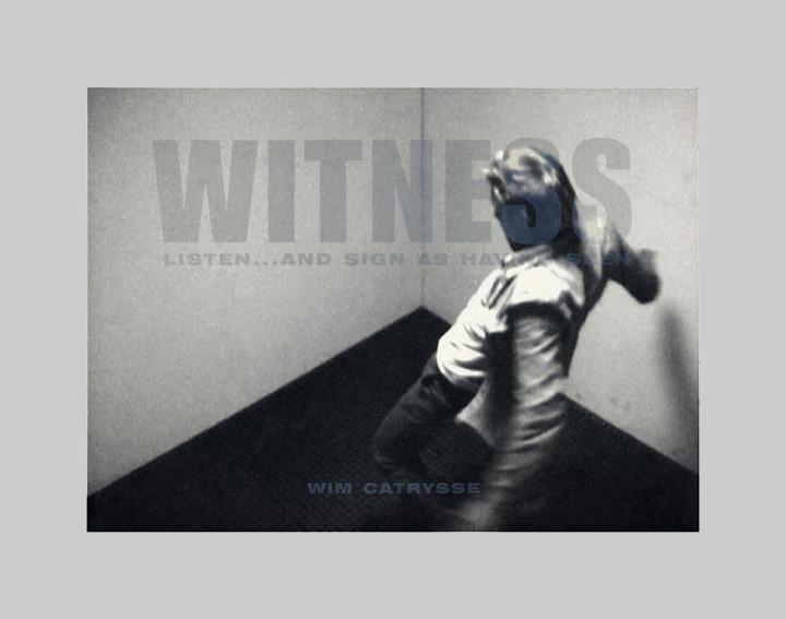 WIM CATRYSSE | WITNESS | PUBLICATION