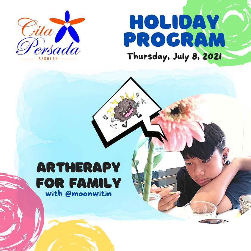 Holiday Program 2021 - Artherapy for Family
