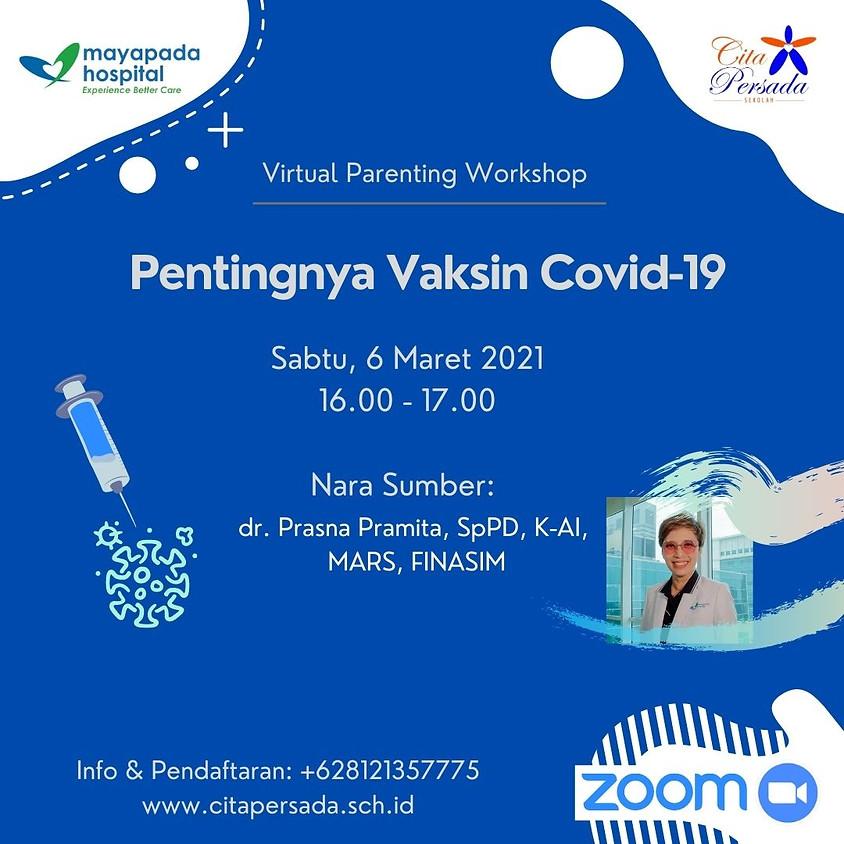 Virtual Parenting Workshop with Mayapada Hospital