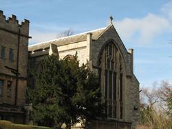 Friary Chapel Exterior