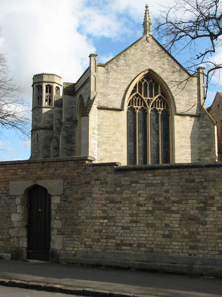 Friary Chapel (Leopold Street)