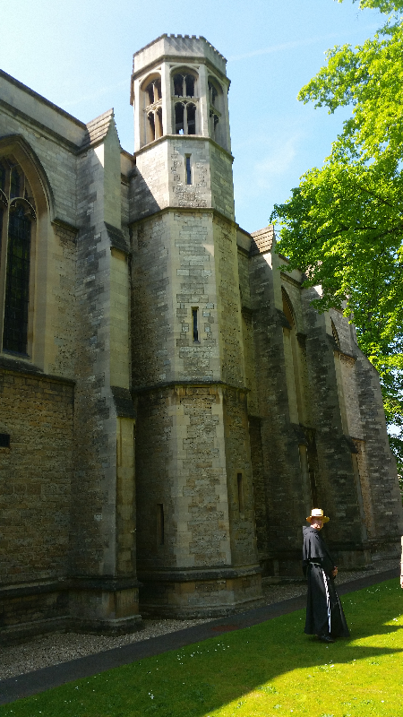 The Friary Chapel (Exterior)
