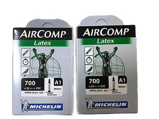 MICHELIN ラテックスチューブ AIRCOMP