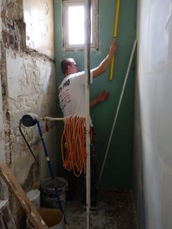 chantier/restructuration/rénovation
