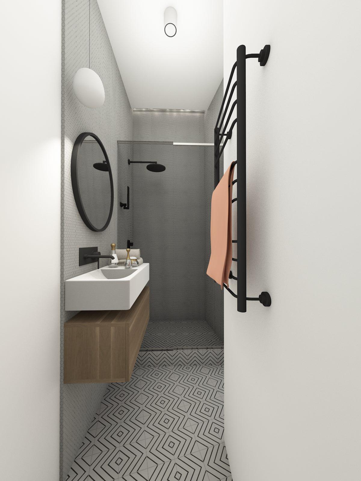 APP 1 - salle d'eau