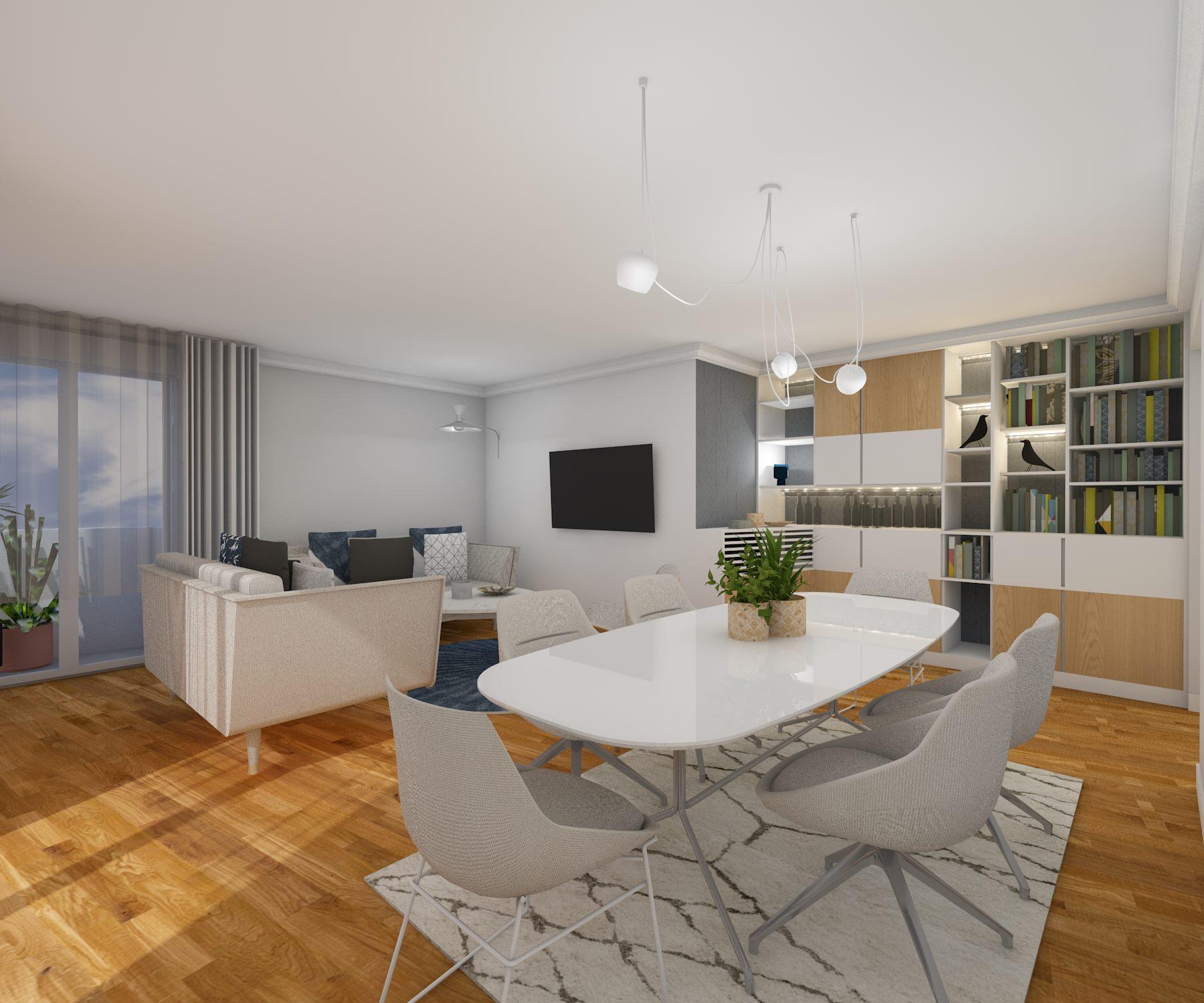 architecture d'intérieure - séjour