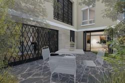 architecture : intérieur/extérieur