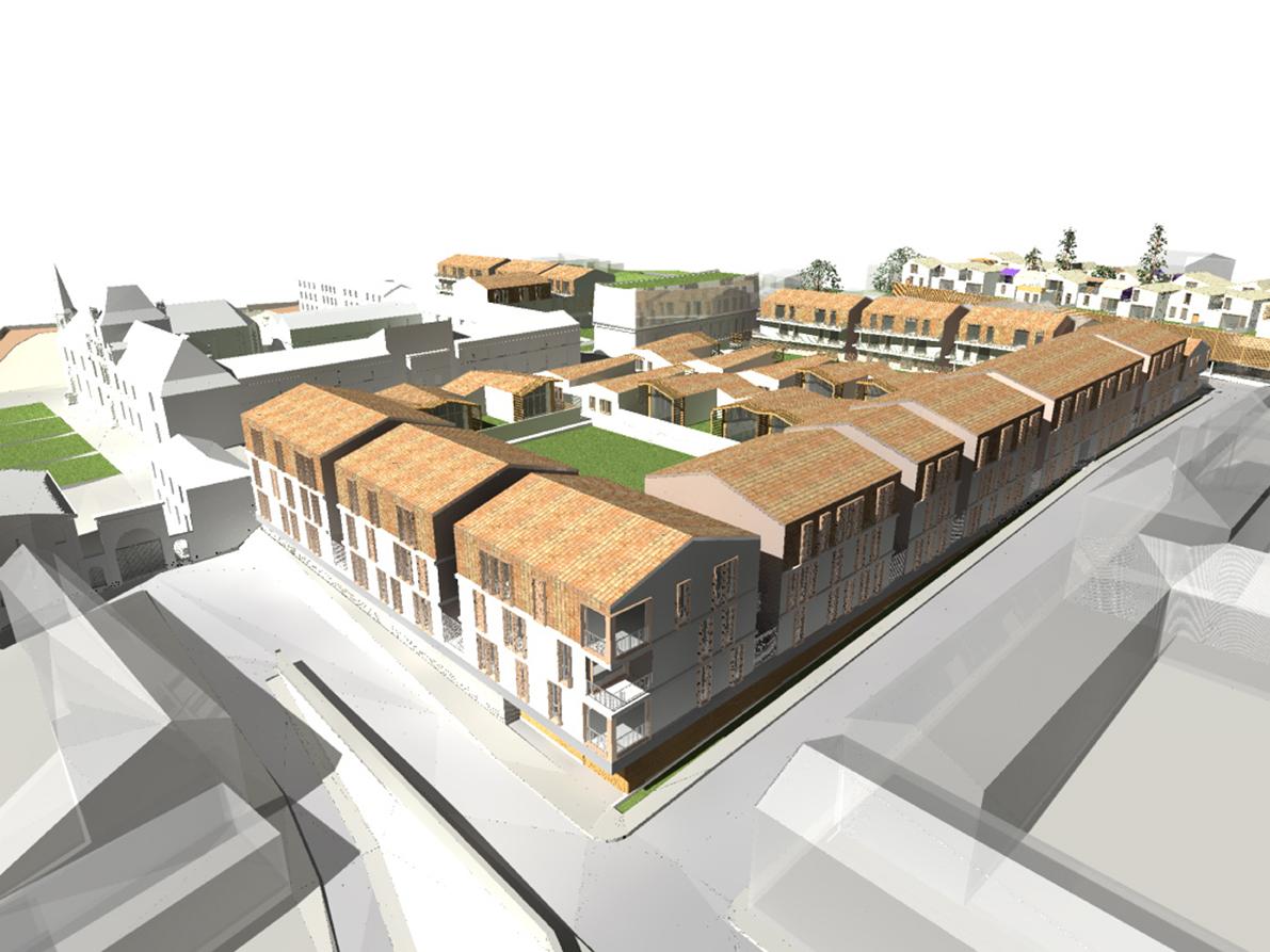 3D principe logement