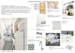 planche matériaux