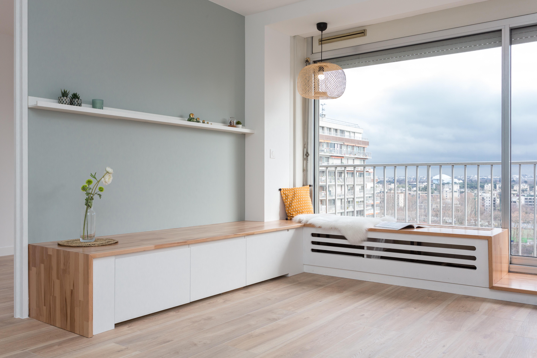 séjour meuble/banc TV