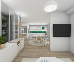 architecture d'intérieur-petit salon
