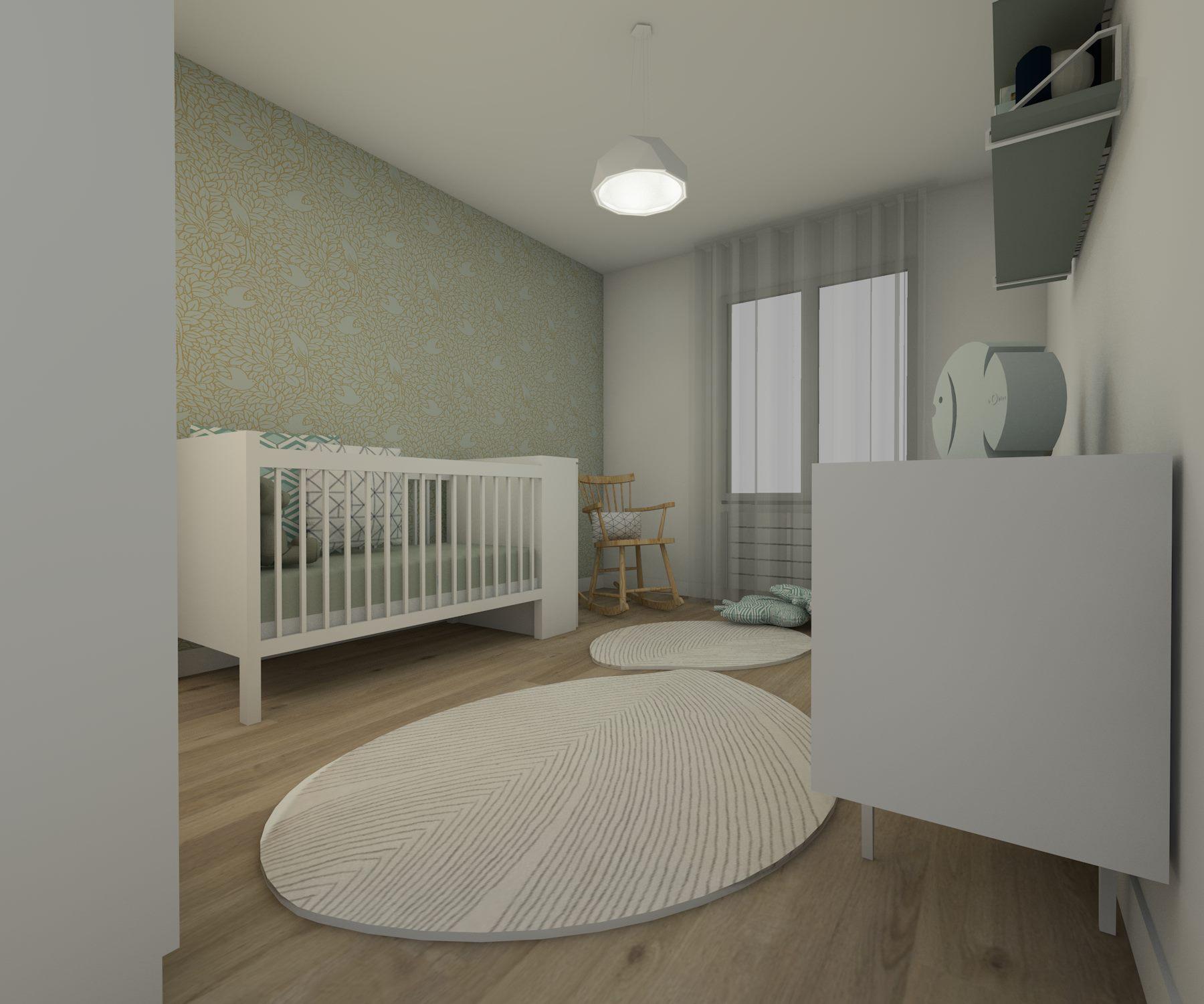 architecture d'intérieur-chambre