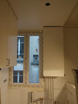 montage des nouvelles fenêtres