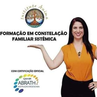 CONSTELAÇÃO FAMILIAR SISTÊMICA - FORMAÇÃO