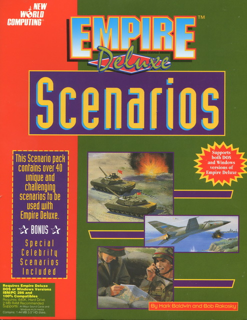 Empire Deluxe Scenarios