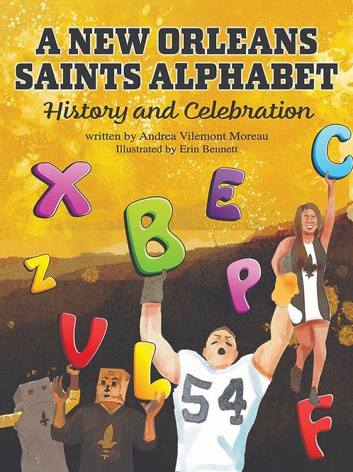 A New Orleans Saints Alphabet: History and Celebration