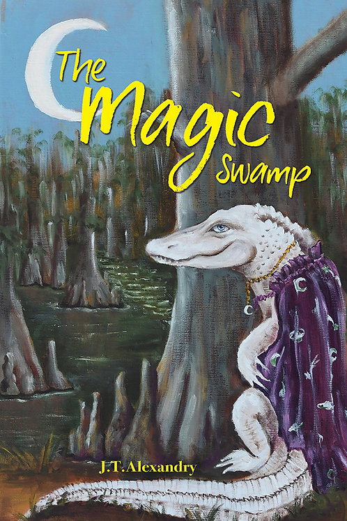 The Magic Swamp – Special Hardcover Full Color Edition