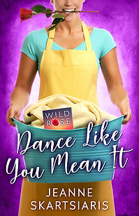 Dance Like You Mean It Front Cover w:ota