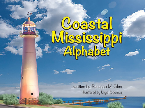 Coastal Mississippi Alphabet