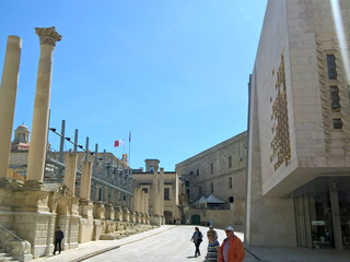 Valletta – a living City
