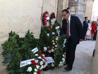 Valletta 453rd Anniversary celebrations