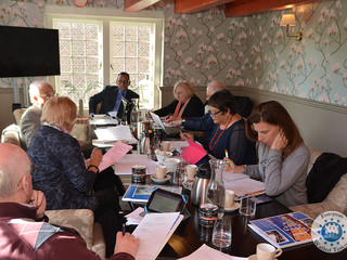 Minutes of Management meeting held in Hellevoetsluis - 21st April 2016