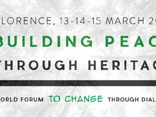 """Request of the free patronage for the 22nd General Assembly and Symposium """"Building Peace throu"""
