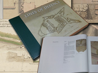 Lines of Defence - Fortification Drawings of the Baroque Age