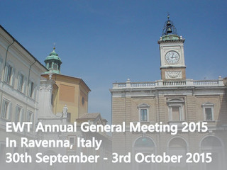 Annual General Meeting 2015 – Ravenna Italy