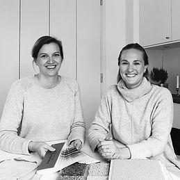Janina Jansson-Hedman ja Sari Jansson