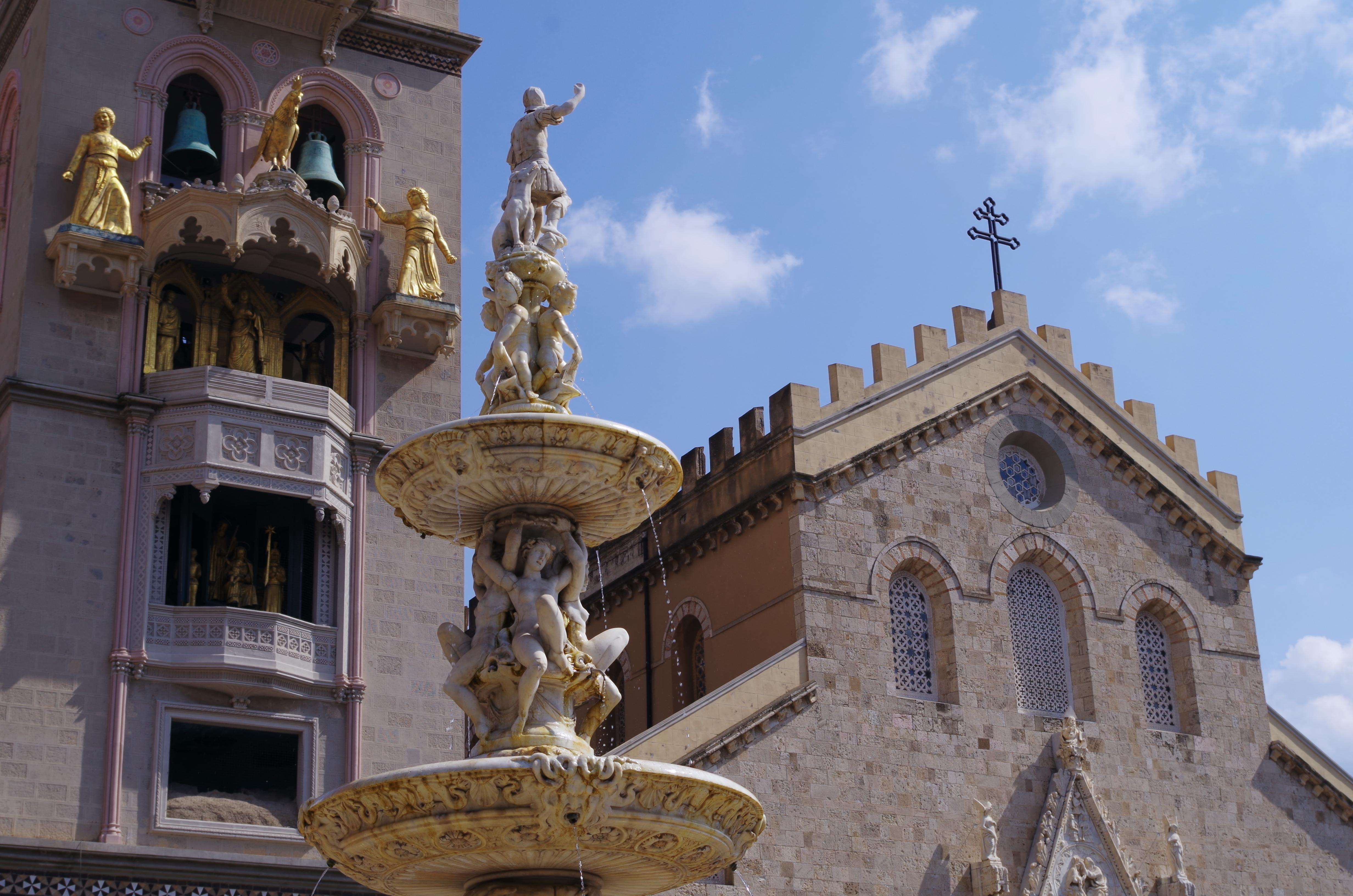 Мессина, Messina, Сицилия, Sicilia