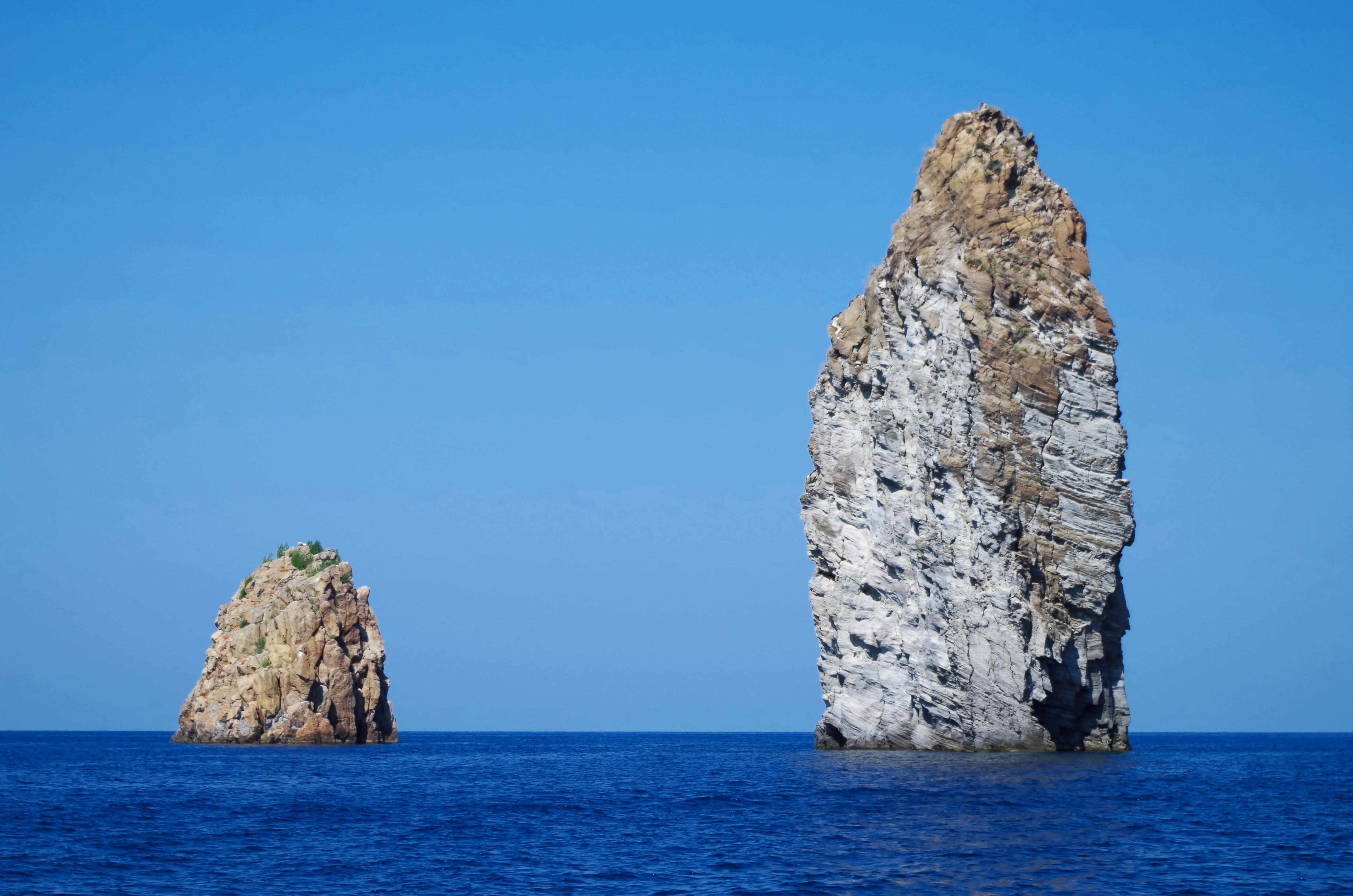 Eolie, Sicilia, Липарские острова