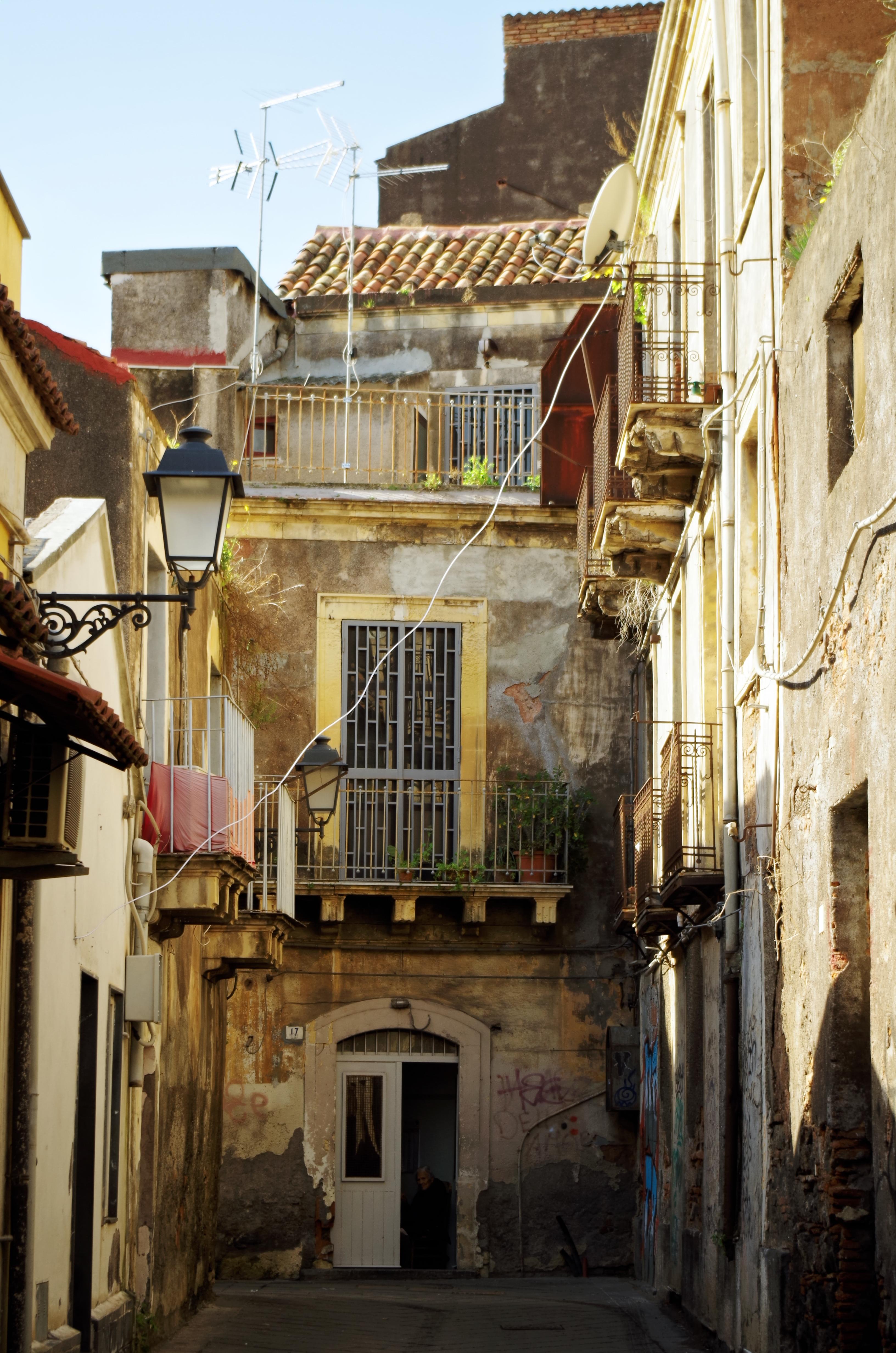 Катания, Сицилия, Catania, Sicilia