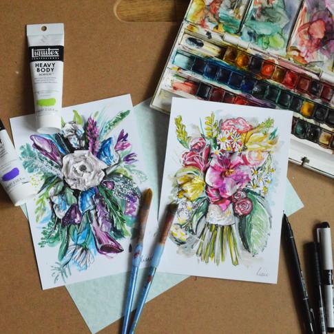 Floral & Figure Illustration Image 15.jp