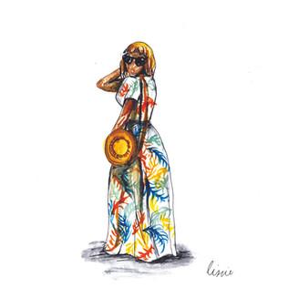 Guest Figure Illustration