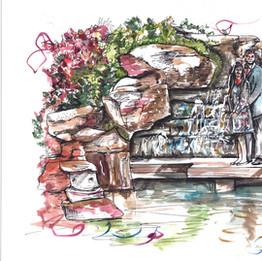 Couple Illustration Anniversary Giftpg