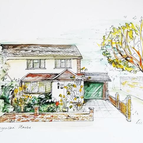 Home Painting Gift Mayancha House.jpg