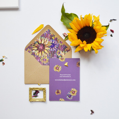 Sunflower Stationery Design Image 3.jpg