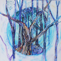 Tree Painting Lissieart