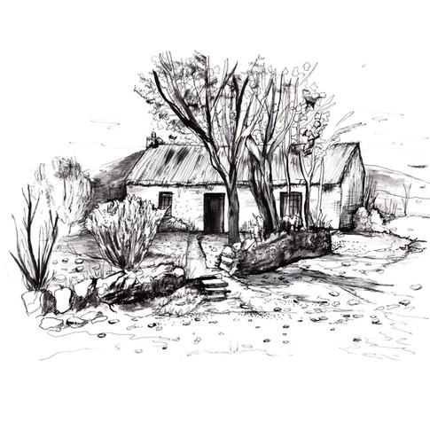 Home Illustration Gift - Isle of Jura