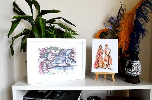 Floral & Figure Illustration Image 23.jp