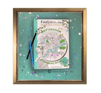 The Nottingham Colouring Book Framed.png