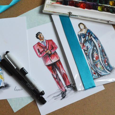 Floral & Figure Illustration Image 21.jp