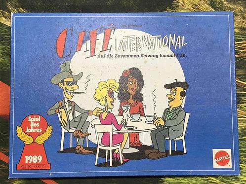 ダメージ・中古・和訳なし|カフェインターナショナル CAFE INTERNATIONAL