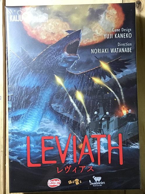 (お1人1点限定)レヴィアス  Kaiju on the Earth LEVIATH