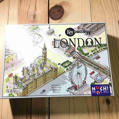 中古|キートゥザシティ:ロンドンの街の鍵  Key to the City:London