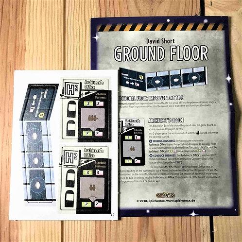 中古・和訳なし|グランドフロア 第二版 プロモタイル Architect's Office & Telecommunications Floor