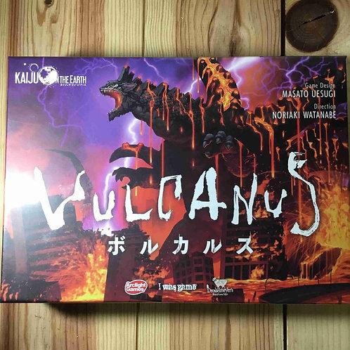 ボルカルス Kaiju on the Earth VULCANUS