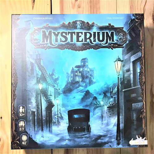 中古|ミステリウム 日本語版  Mysterium