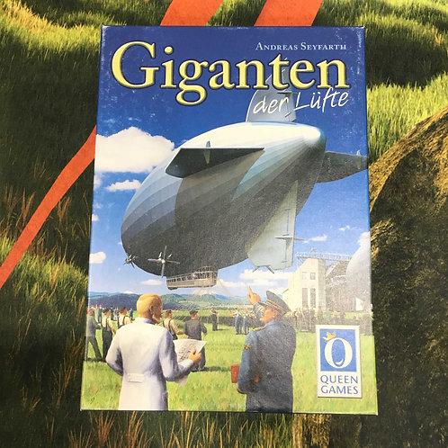 箱傷・中古・和訳なし 天空の巨人 Giganten der Lüfte